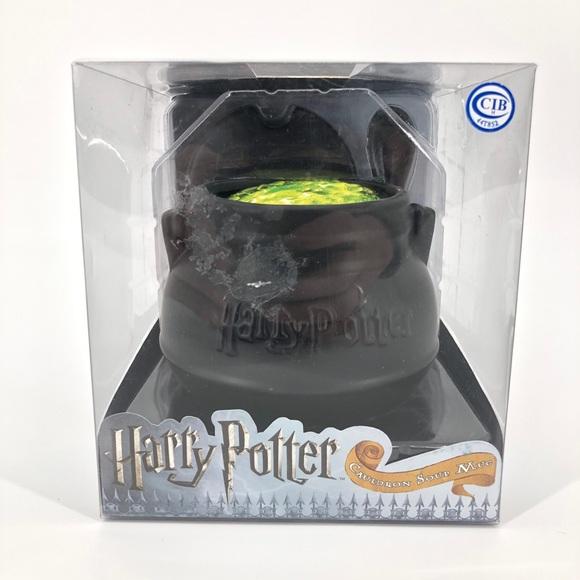 NIB Harry Potter Soup Cauldron Ceramic Mug